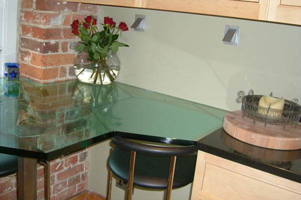 Splashbacks and Worktops page